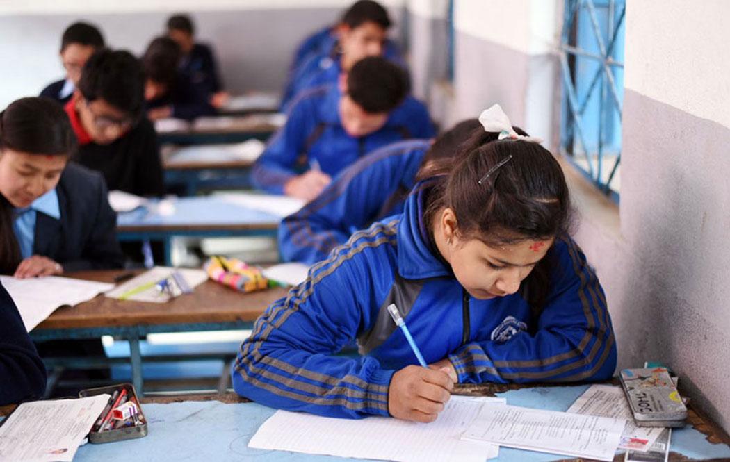 कक्षा १० का विद्यार्थीको सिकाइ उपलब्धि कमजोर