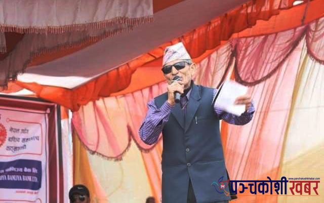 शास्त्रिय सङ्गीत समाज कर्णाली प्रदेशकाे सयाेजकमा : गाैतम