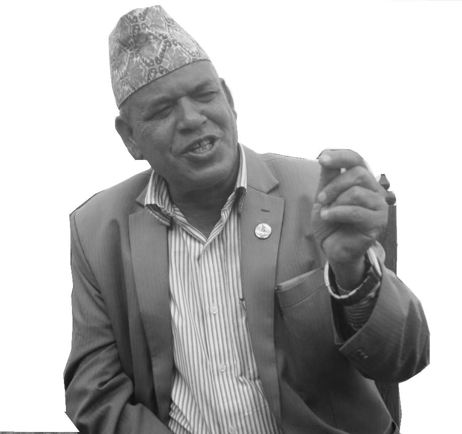 'भड्काववादको पछि नलागौं नेपालमा केपी ओलीको विकल्प छैन्'