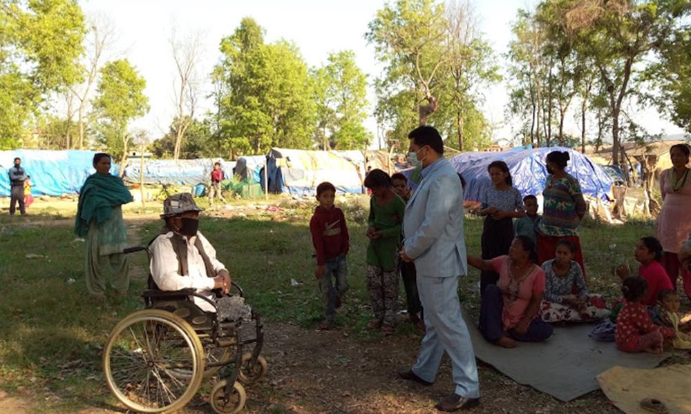 बाढीपीडितका ६ वर्ष- हटेन त्रिपालमूनिको बास, छैन सरकारको आश