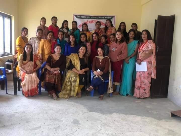राष्ट्रिय सौन्दर्यकर्मी युनियन नेपाल दैलेखको अध्यक्षमाः थापा