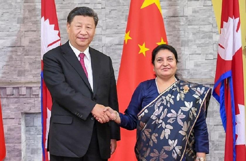 नेपाललाई १० लाख डोज खोप अनुदानमा उपलव्ध गराउने चीनको घोषणा